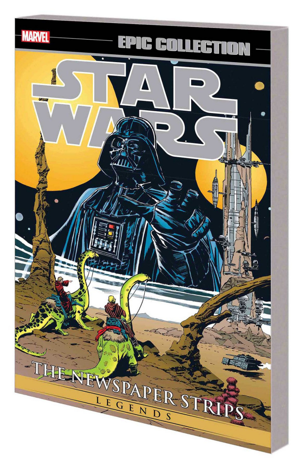 Star Wars Legends: The Newspaper Strips Vol. 2 (Epic Collection)