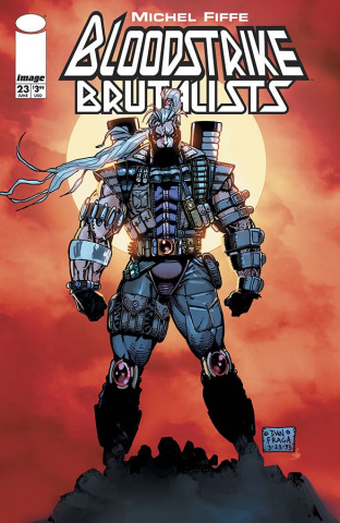Bloodstrike #23 (Fraga Cover)