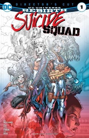 Suicide Squad #1 (Director's Cut)