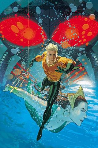 Aquaman #2 (Variant Cover)
