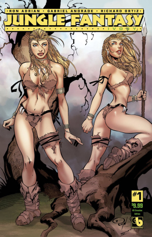 Jungle Fantasy: Ivory #1 (Creation Cover)