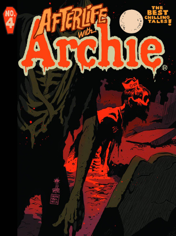 Afterlife With Archie Magazine #4