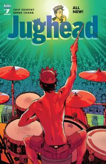 Jughead #7 (Cully Hamner Cover)