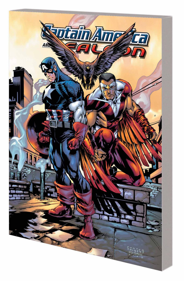 Captain America and The Falcon by Priest