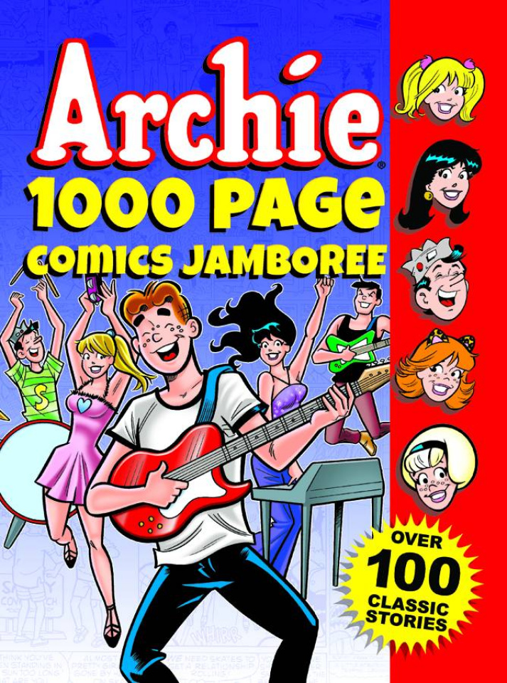 Archie: 1000 Page Comics Jamboree