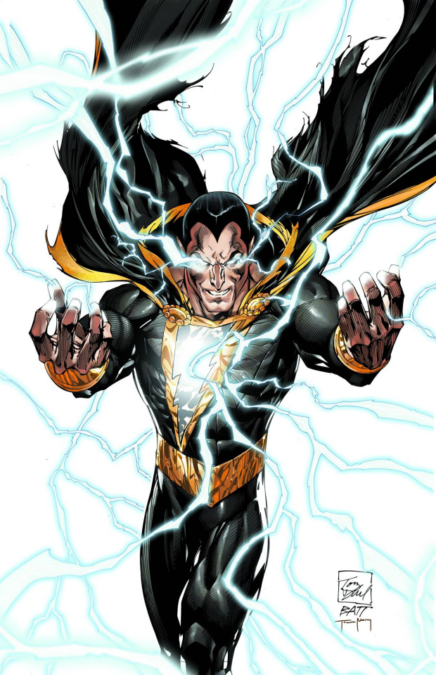 Justice League of America #7.4: Black Adam
