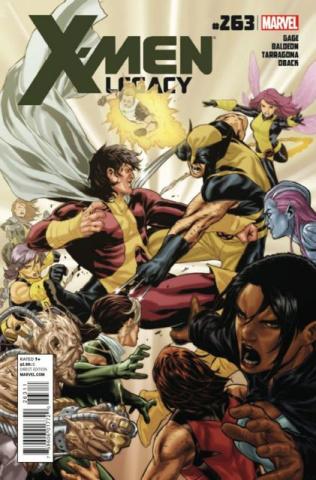 X-Men Legacy #263