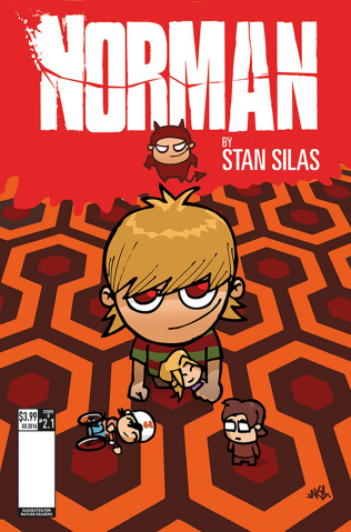 Norman: The First Slash #1 (Jake Cover)