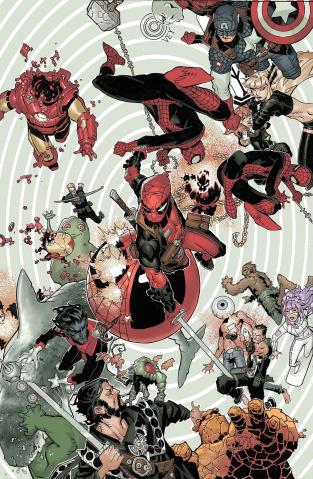 Spider-Man / Deadpool #31