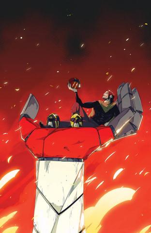 Power Rangers #2 (75 Copy Di Nicuolo Cover)