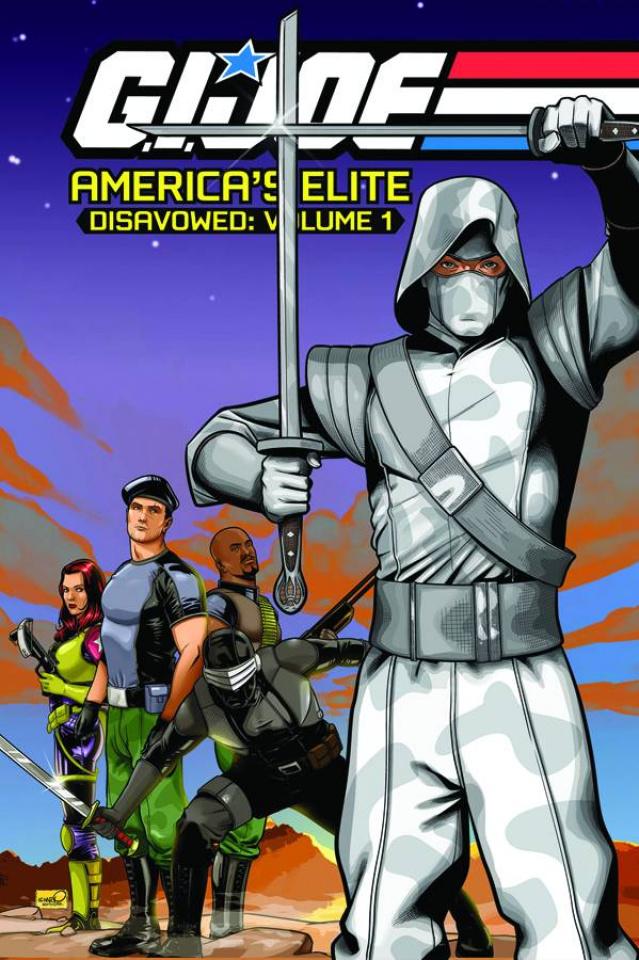G.I. Joe: America's Elite Vol. 1: Disavowed