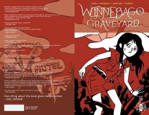 Winnebago Graveyard #1 (2nd Printing)