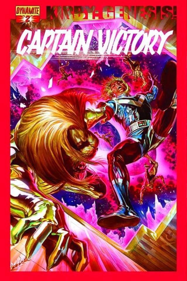 Kirby Genesis: Captain Victory #2