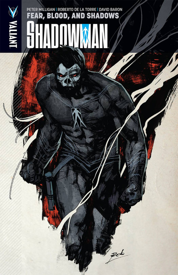 Shadowman Vol. 4: Fear, Blood, and Shadows