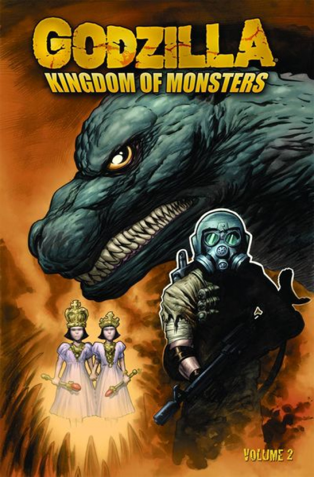 Godzilla: Kingdom of Monsters Vol. 2