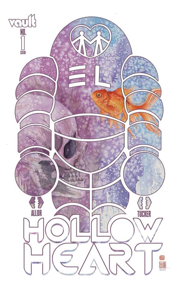 Hollow Heart #1 (15 Copy Mack Cover)