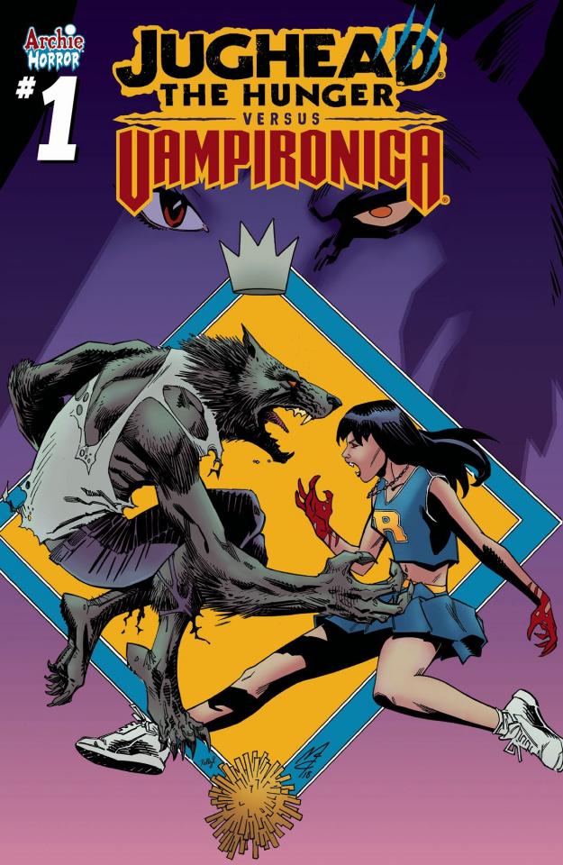 Jughead: The Hunger vs. Vampironica #1 (McCrea Cover)