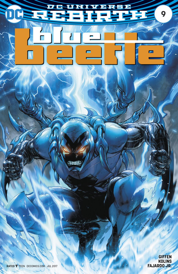 Blue Beetle #9 (Variant Cover)