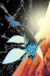 Blue Beetle: Rebirth #1 (Variant Cover)