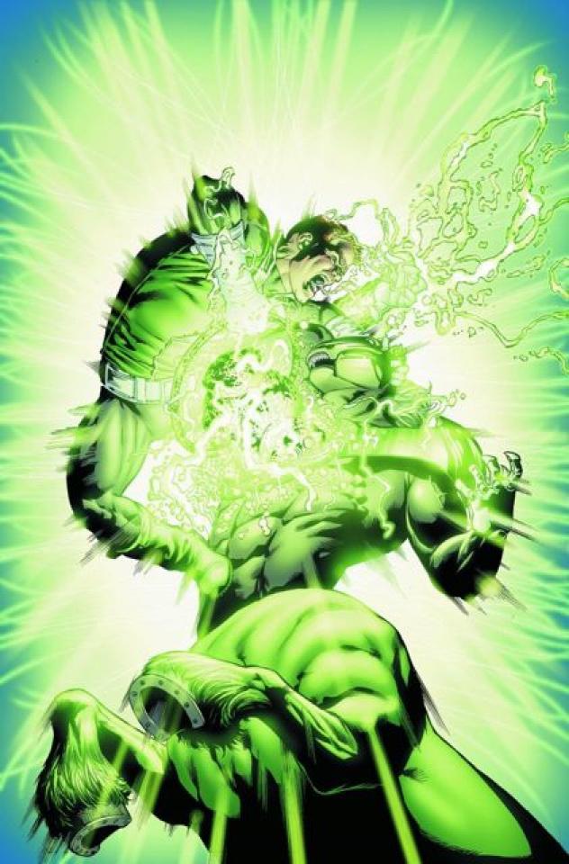 Green Lantern Corps #12