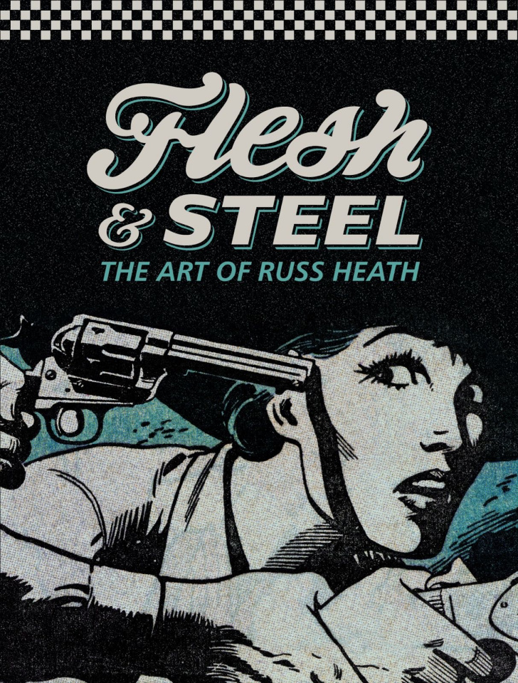 Russ Heath's Yellow Heat: Artist's Edition Portfolio