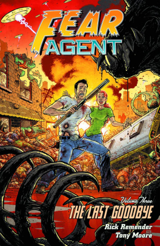 F.E.A.R. Agent Vol. 3: The Last Goodbye