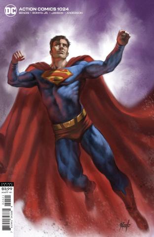 Action Comics #1024 (Lucio Parrillo Cover)