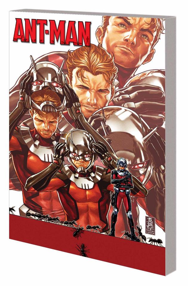 Ant-Man Vol. 1: Second Chance Man