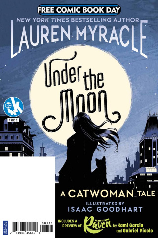 Under the Moon: A Catwoman Tale FCBD 2019