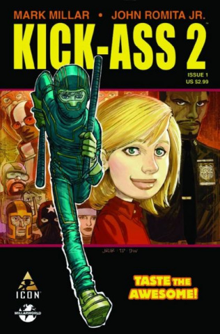 Kick-Ass 2 #1 (4th Printing)