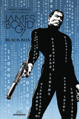 James Bond: Black Box #5 (Zircher Cover)
