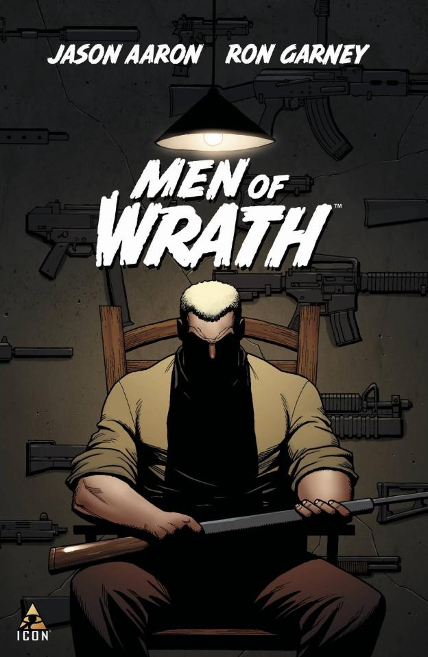 Men of Wrath #1 (Dillon Cover)