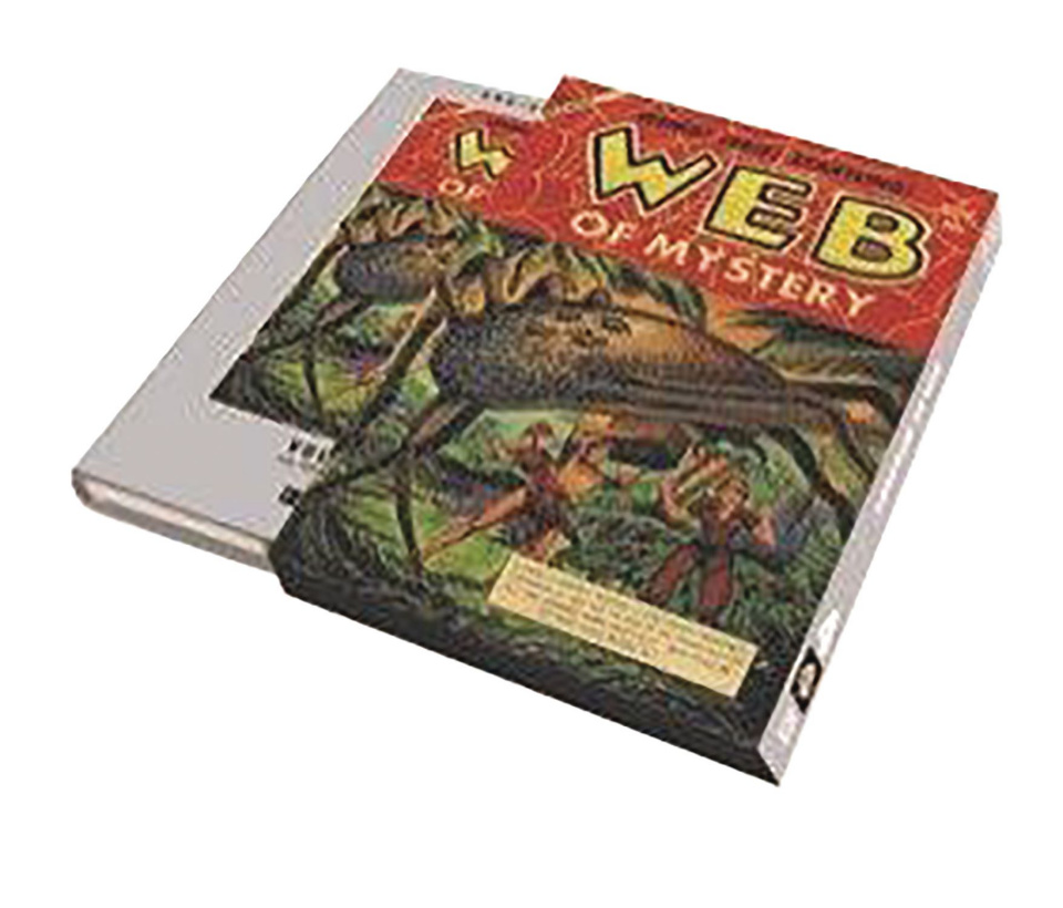Web of Mystery Vol. 4 (Slipcase Edition)