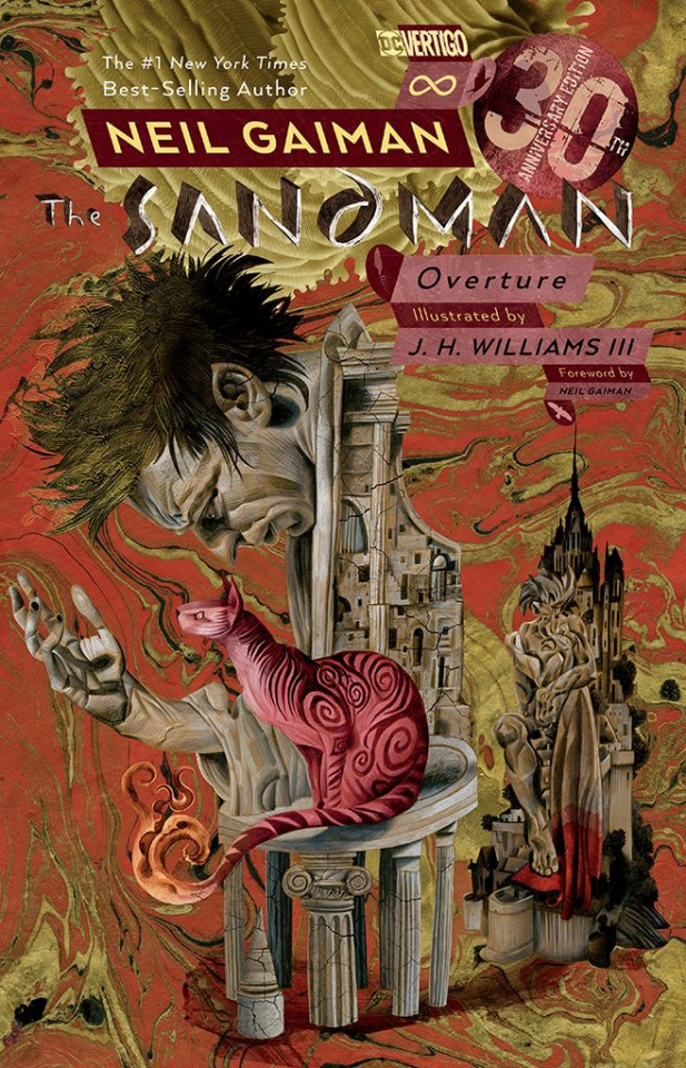 The Sandman: Overture (30th Anniversary Edition)