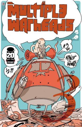 Multiple Warheads: Alphabet To Infinity #3