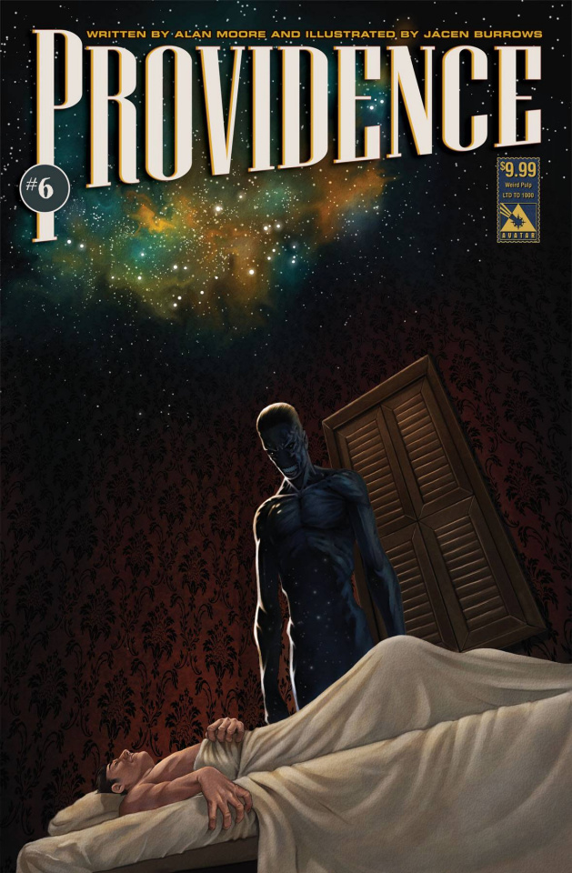 Providence #6 (Weird Pulp Cover)