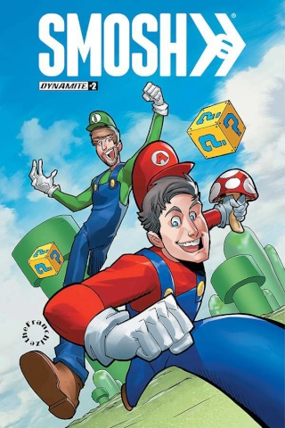 SMOSH #2 (Gaylord Cover)