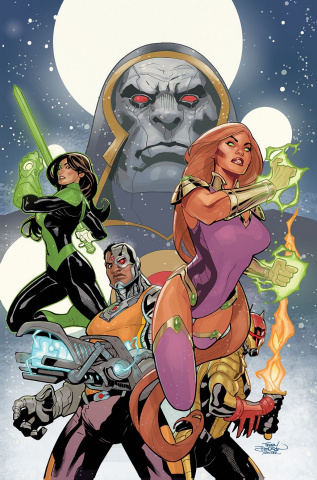 Justice League: Odyssey #1 (Variant Cover)