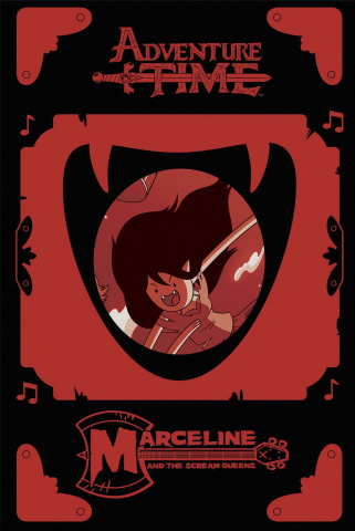 Adventure Time: Marceline and the Scream Queens (Enchiridion Edition)