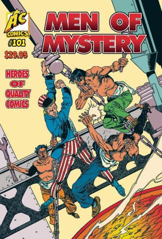 Men of Mystery #101
