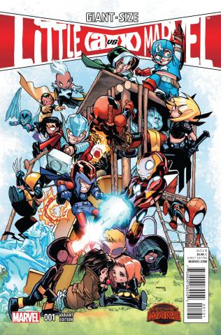 Giant-Size Little Marvel: AvX #1 (Ramos Cover)