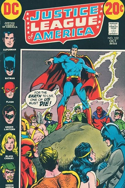 Showcase Presents: Justice League of America Vol. 5
