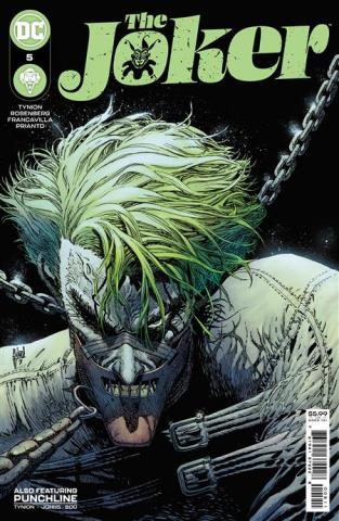 Joker #5 (Guillem March Cover)