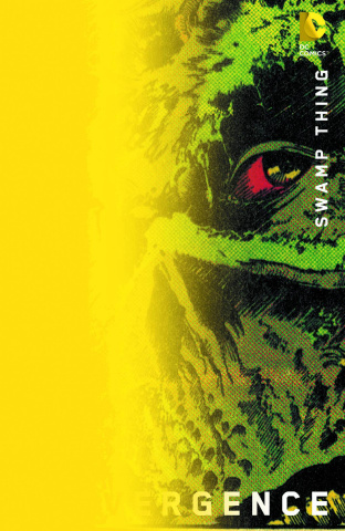 Convergence: Swamp Thing #2 (Chip Kidd Cover)