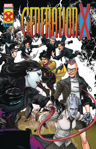 Generation X #85 (Tolibao Cover)
