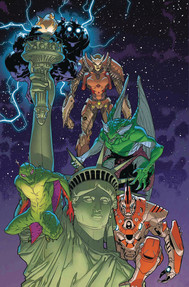 Monsters Unleashed! #5