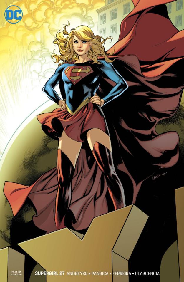 Supergirl #27 (Variant Cover)