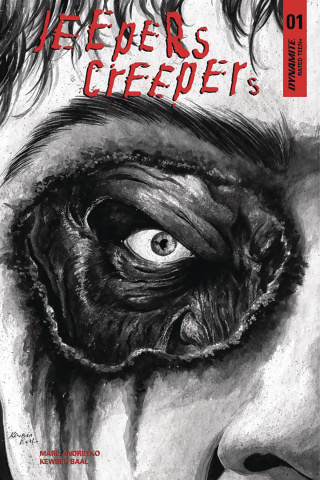 Jeepers Creepers #1 (20 Copy Baal B&W Cover)