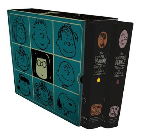 The Complete Peanuts: 1979-1982