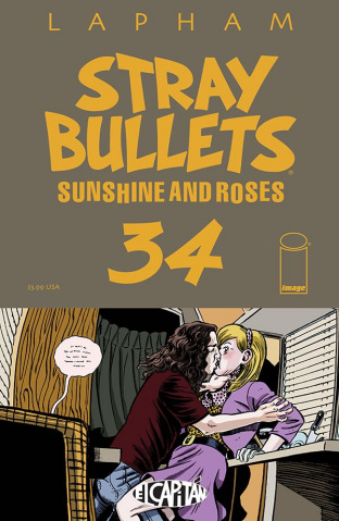 Stray Bullets: Sunshine and Roses #34